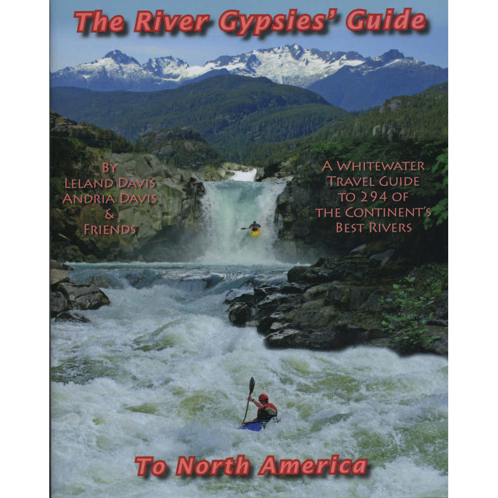 The River Gypsies Guide to North America Book