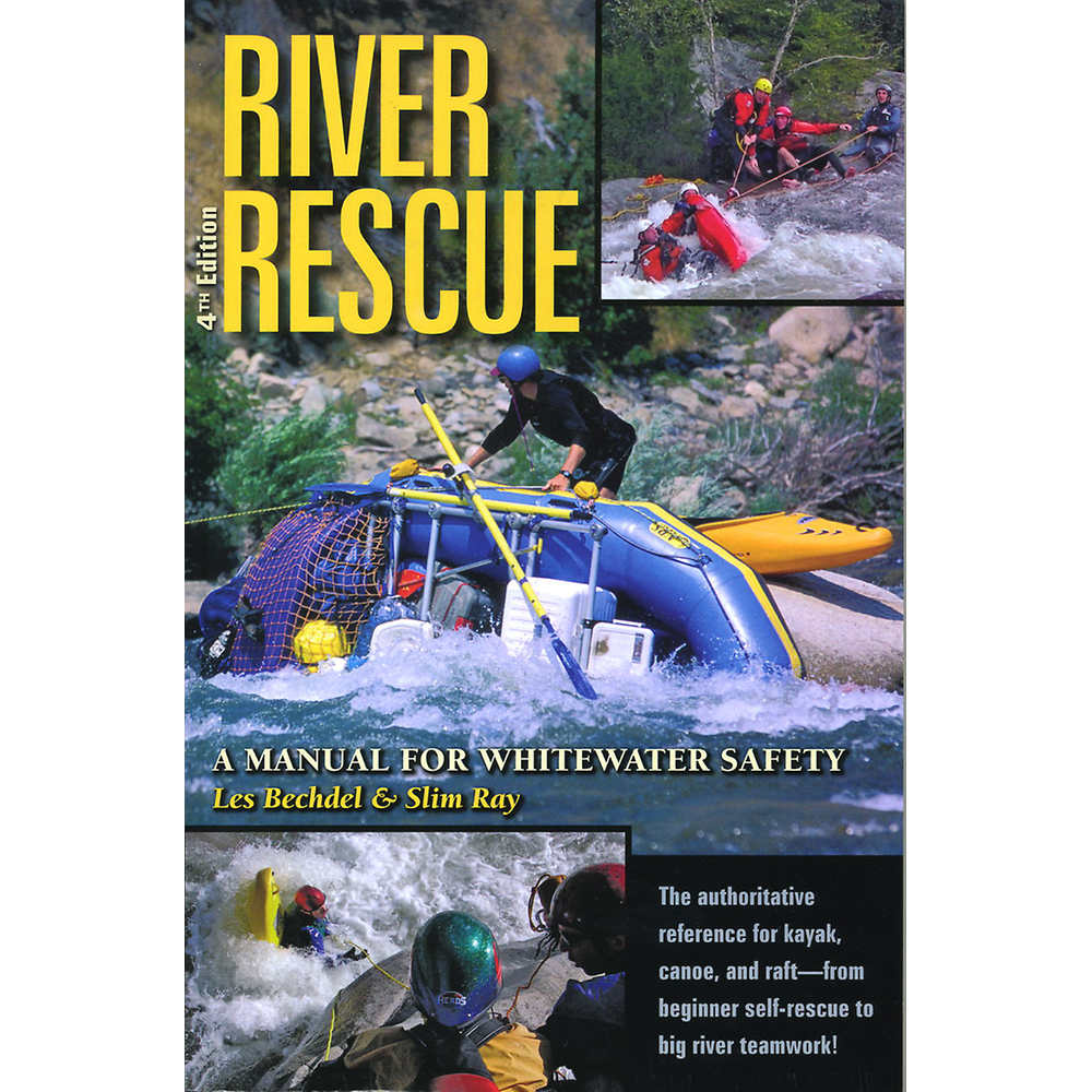 River Rescue 4th Edition Book