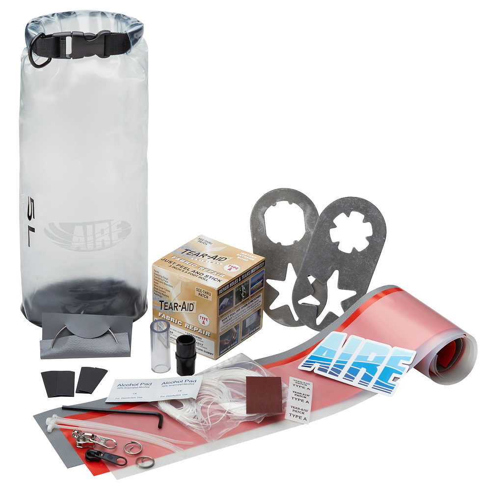 AIRE Inflatable Boat Repair Kit at nrs com