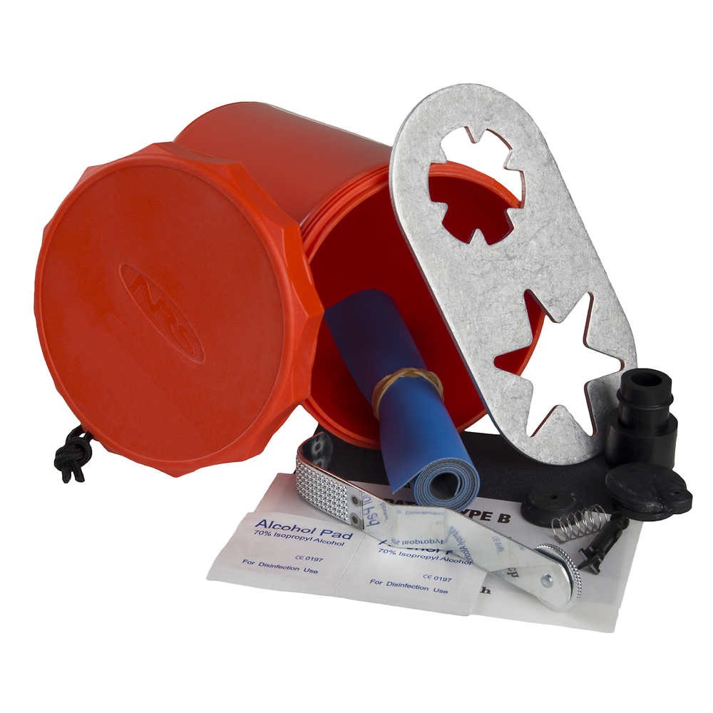 NRS Patriot Raft Repair Kit