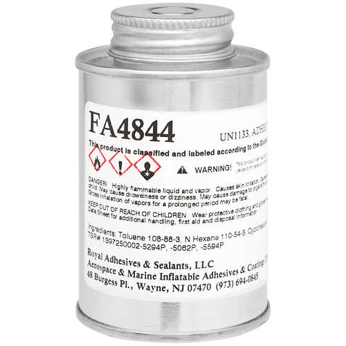 Hypalon Adhesives/Solvents