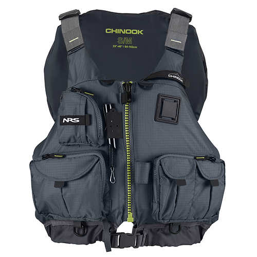 NRS Chinook Fishing PFD - Closeout
