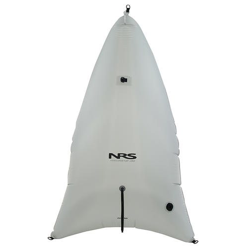 NRS Canoe 3-D Long Solo Float
