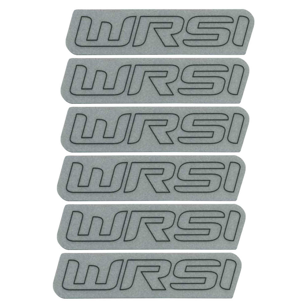 WRSI Reflective Sticker Set