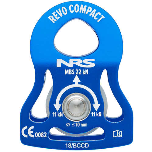 "NRS Revo Compact 1.25"" Pulley"