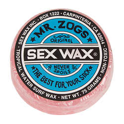 Mr. Zogs Original Sex Wax for Tropical Waters