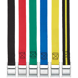 "NRS 1"" Color Coded Tie-Down Straps"