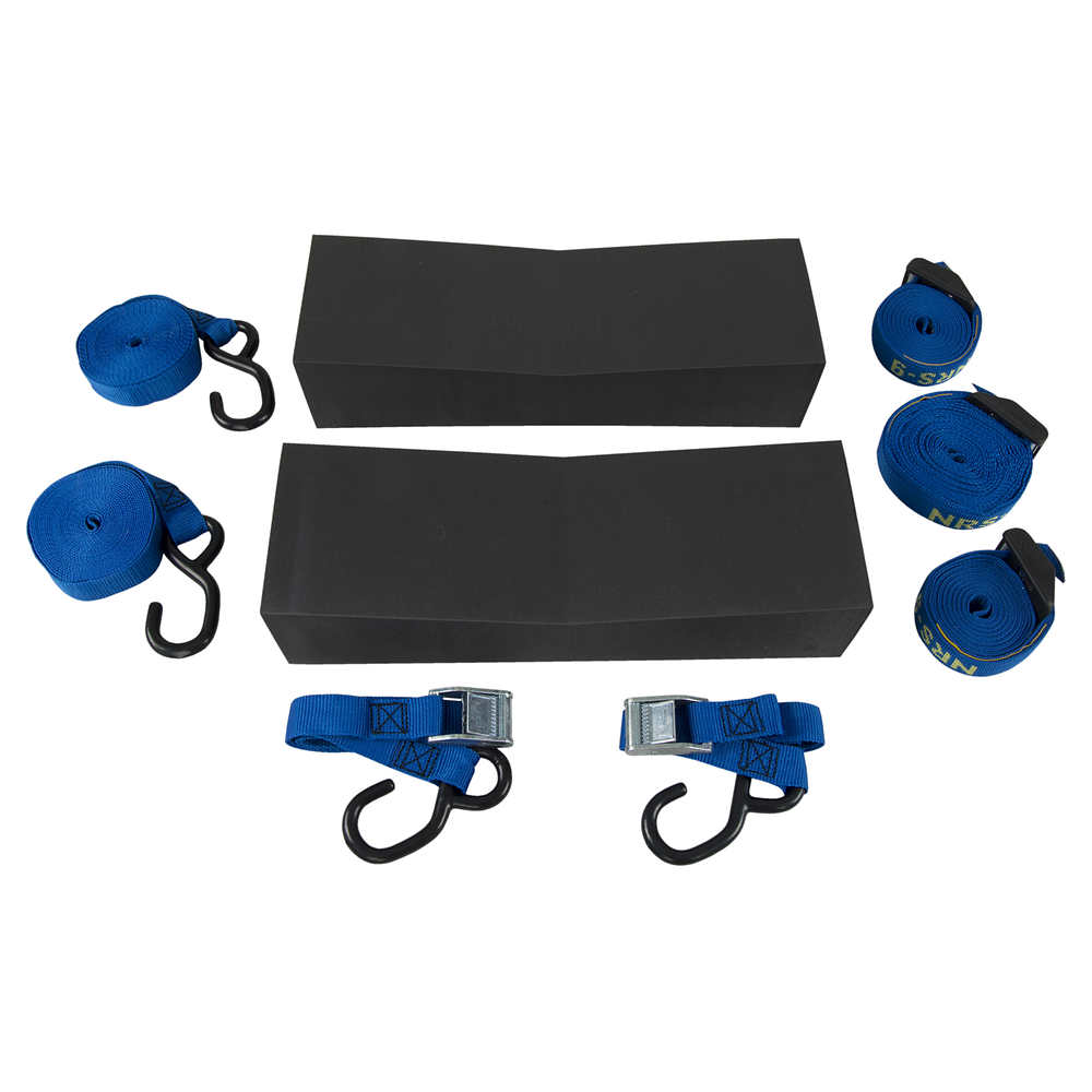 Deluxe Kayak Car Rack Kit