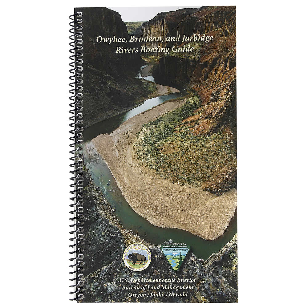Owyhee & Bruneau Rivers Guide Book