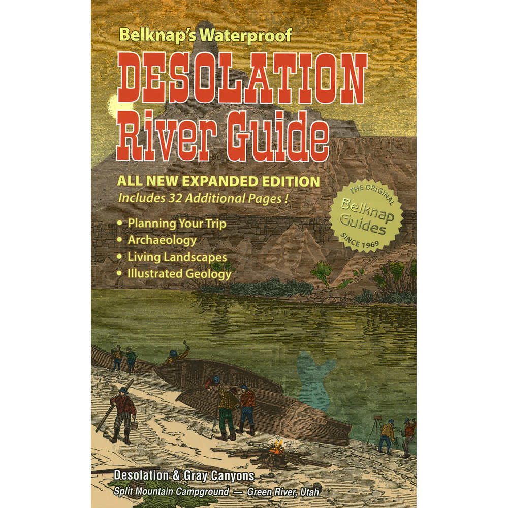 Desolation River Guide Book
