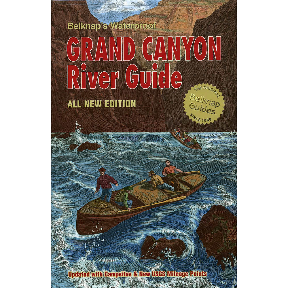 Grand Canyon River Guide Book