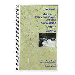 RiverMaps Cherry Creek & Tuolomne River Guide Book