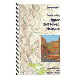 RiverMaps Salt River Arizona Guide Book
