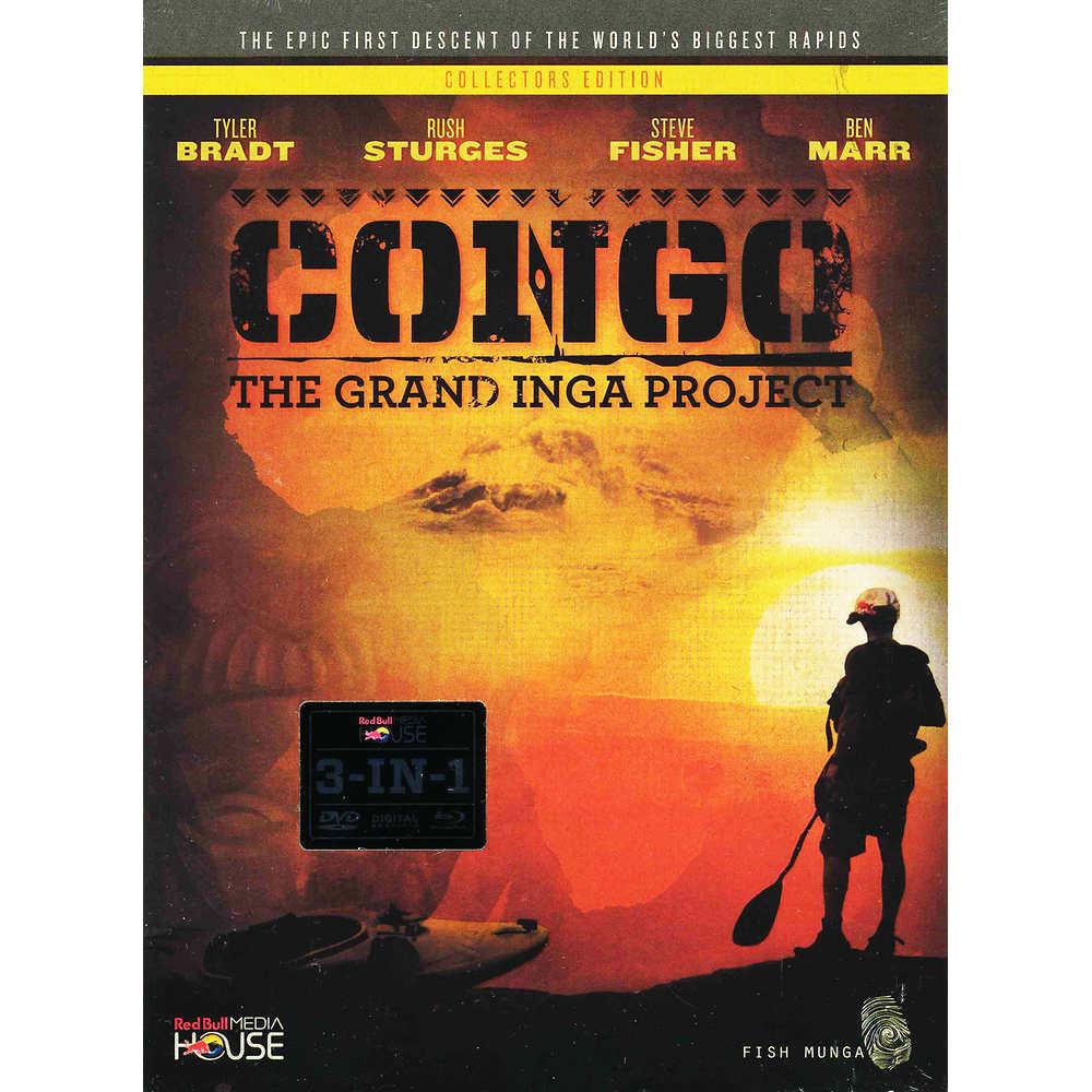 Congo - The Grand Inga Project DVD