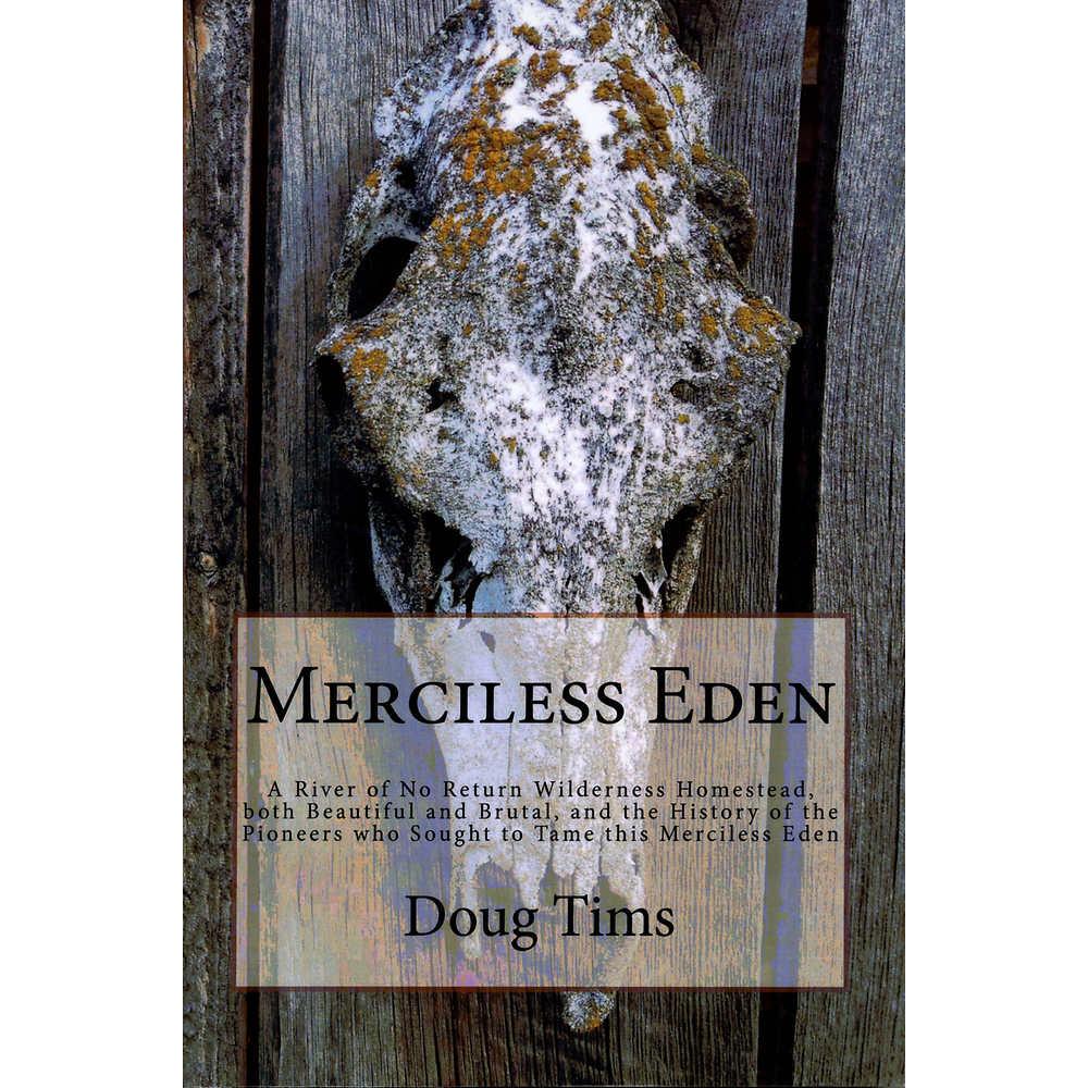 Merciless Eden Book