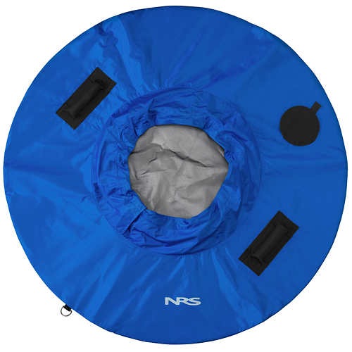 NRS Wild River Tube Cover with PVC Coated Nylon Bottom