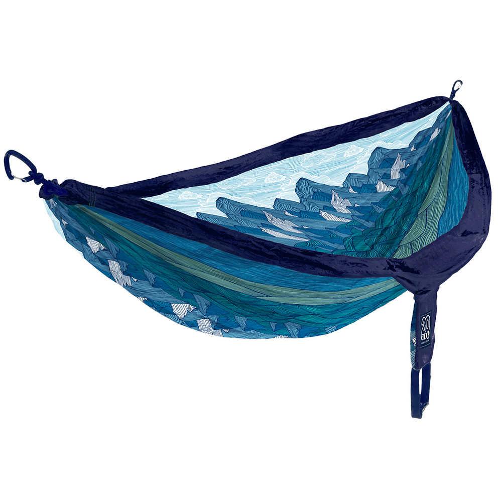 Single nest or doublenest hammock
