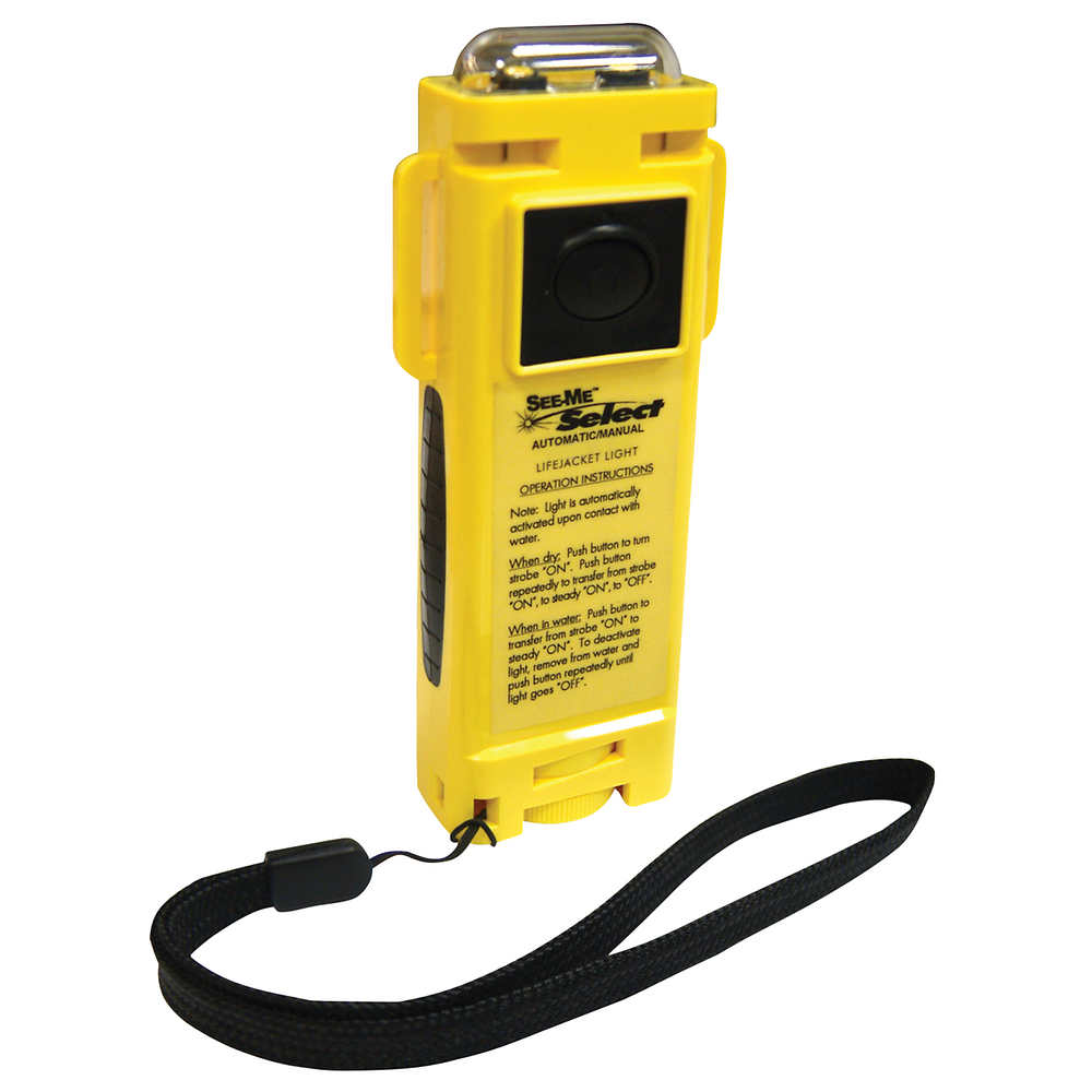 UST See-Me Select LED Rescue Light & Strobe