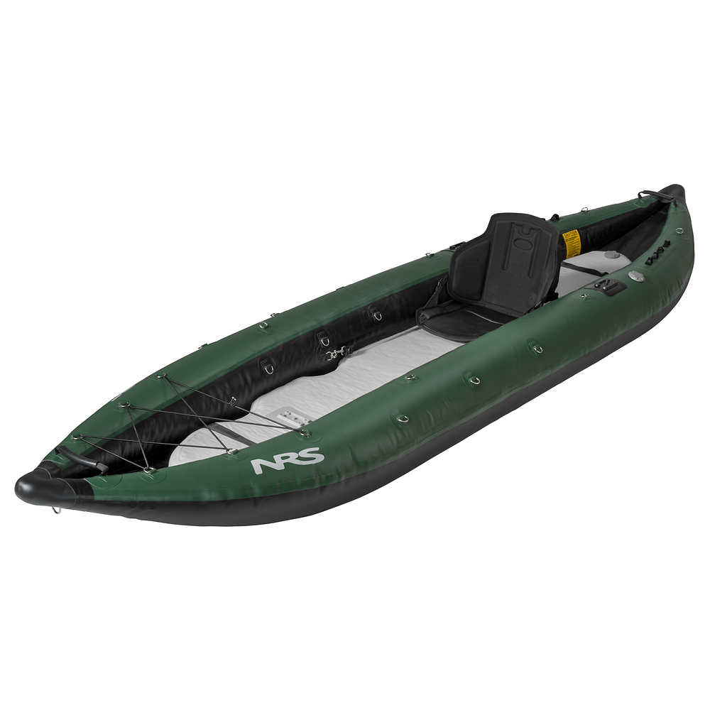 NRS Pike Fishing Inflatable Kayak at nrs.com