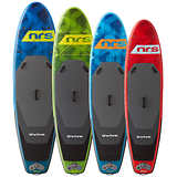 NRS Thrive Inflatable Stand Up Paddle Board Bundle - 10'3