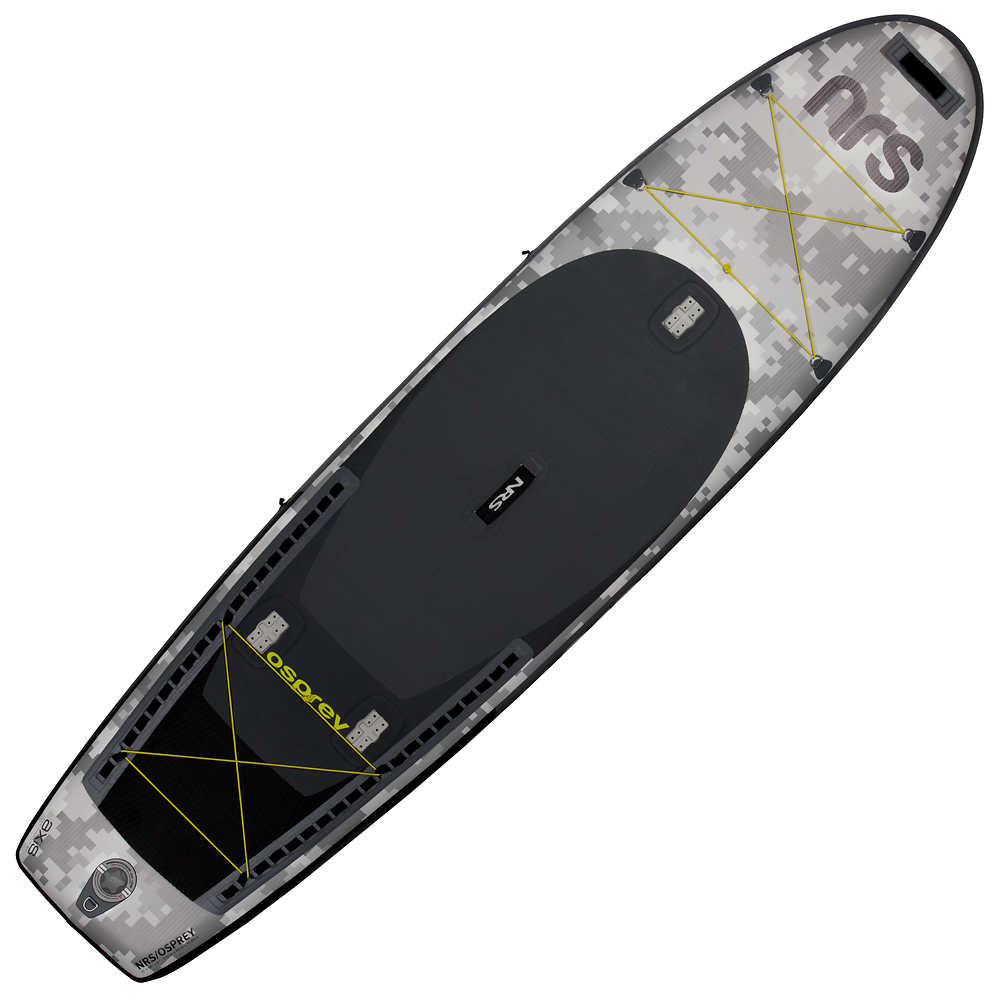 NRS Osprey Fishing Inflatable SUP Board (Previous Model) at