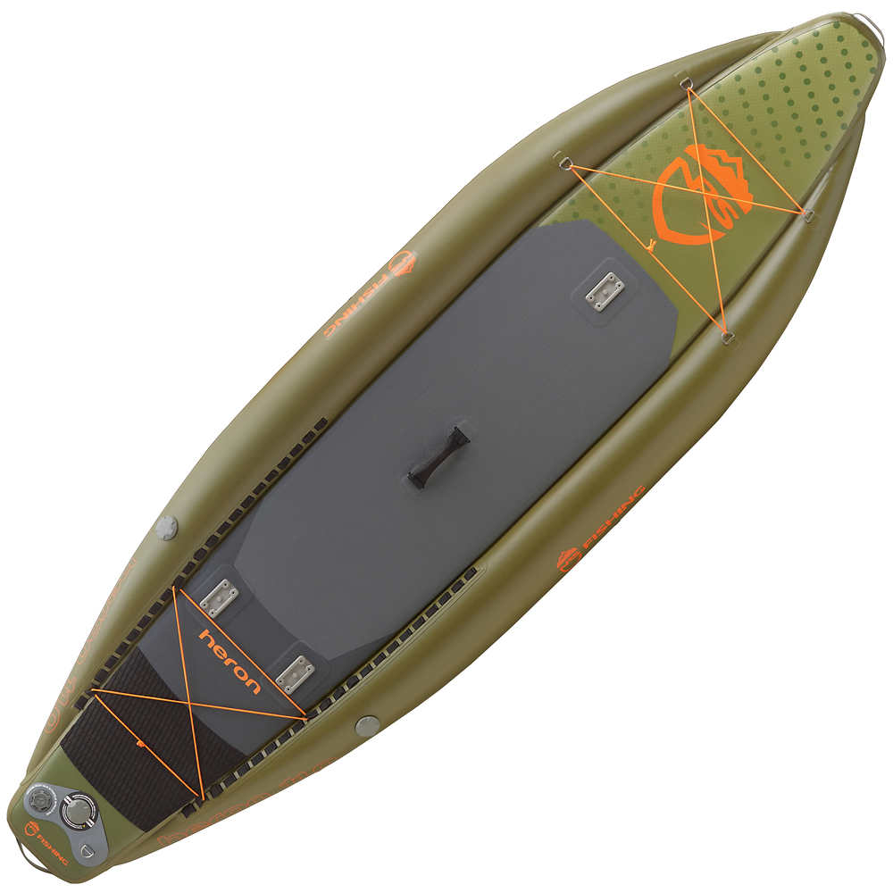 NRS Heron Fishing Inflatable SUP Board