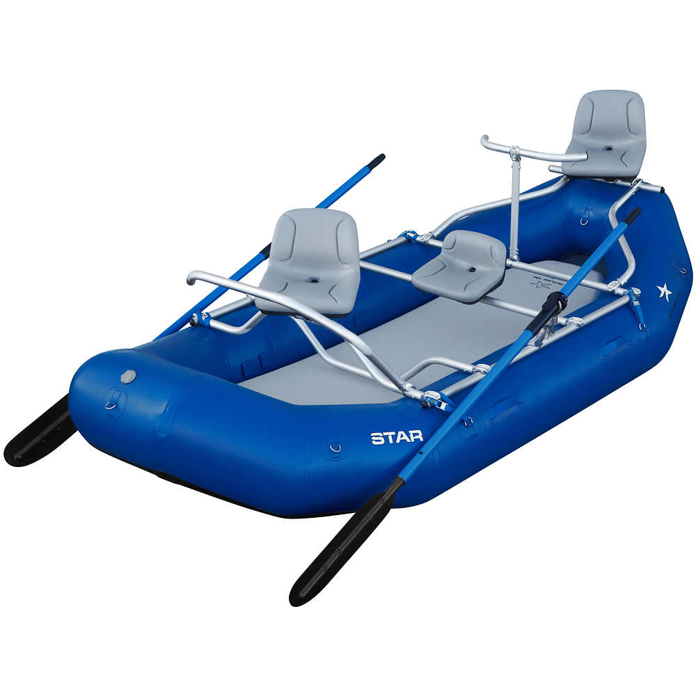 Outlaw Raft Fishing Packages