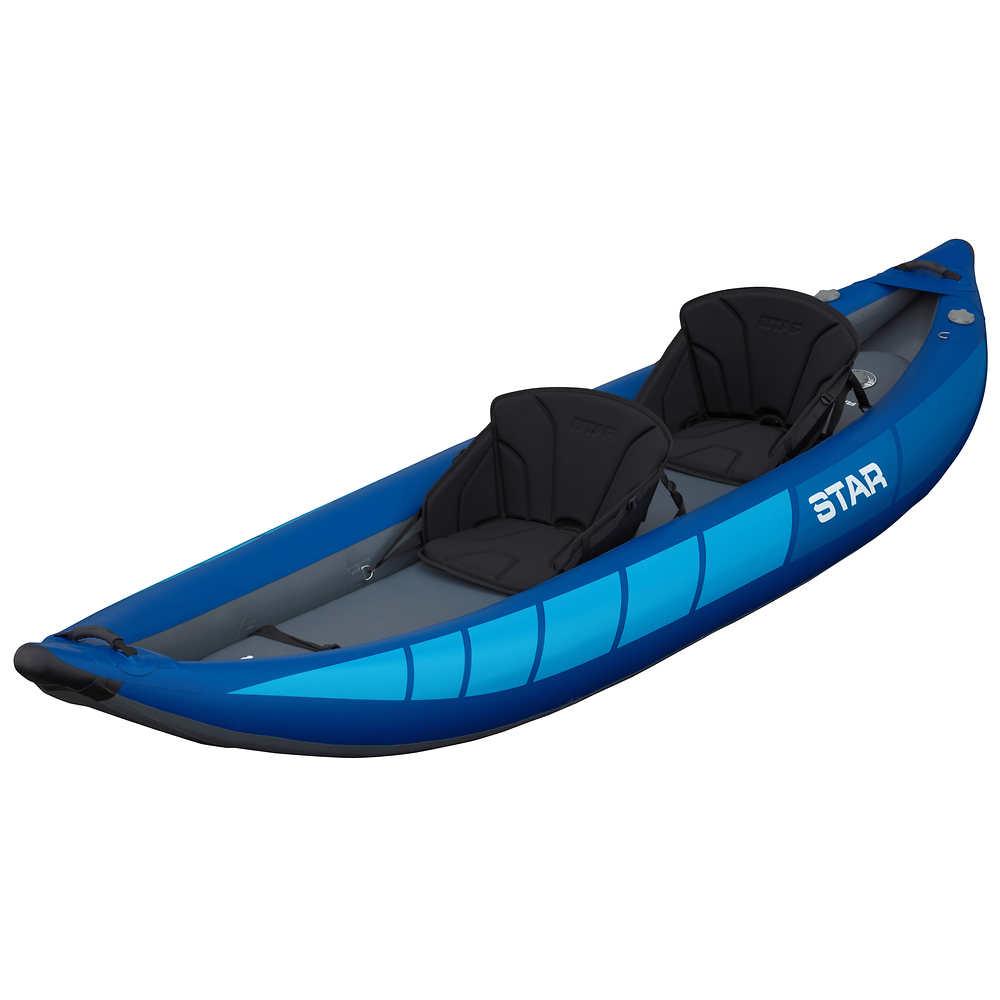 Raven II Tandem Inflatable Kayak