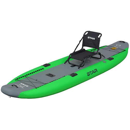 STAR Rival Inflatable Fishing Kayak