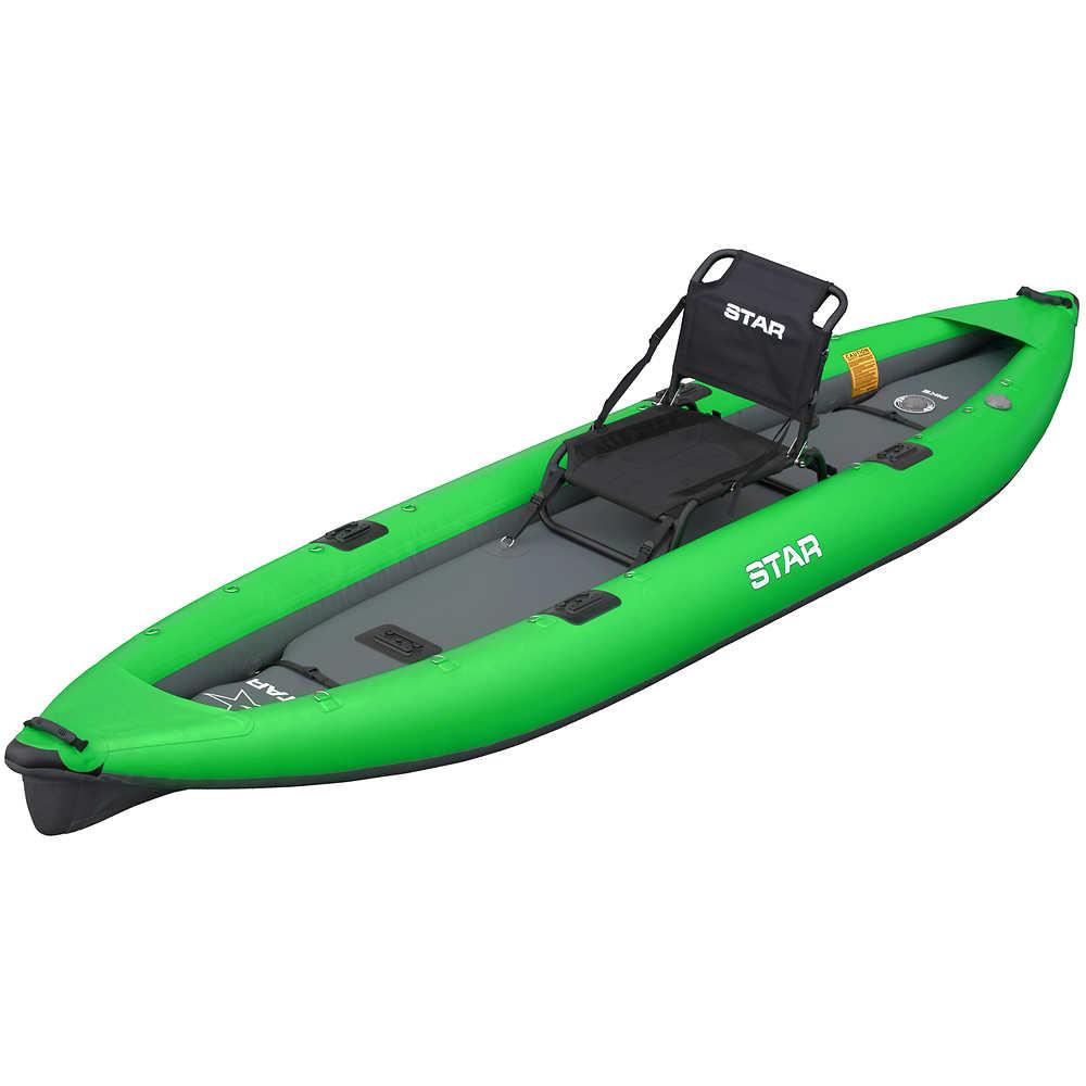 Pike Inflatable Fishing Kayak