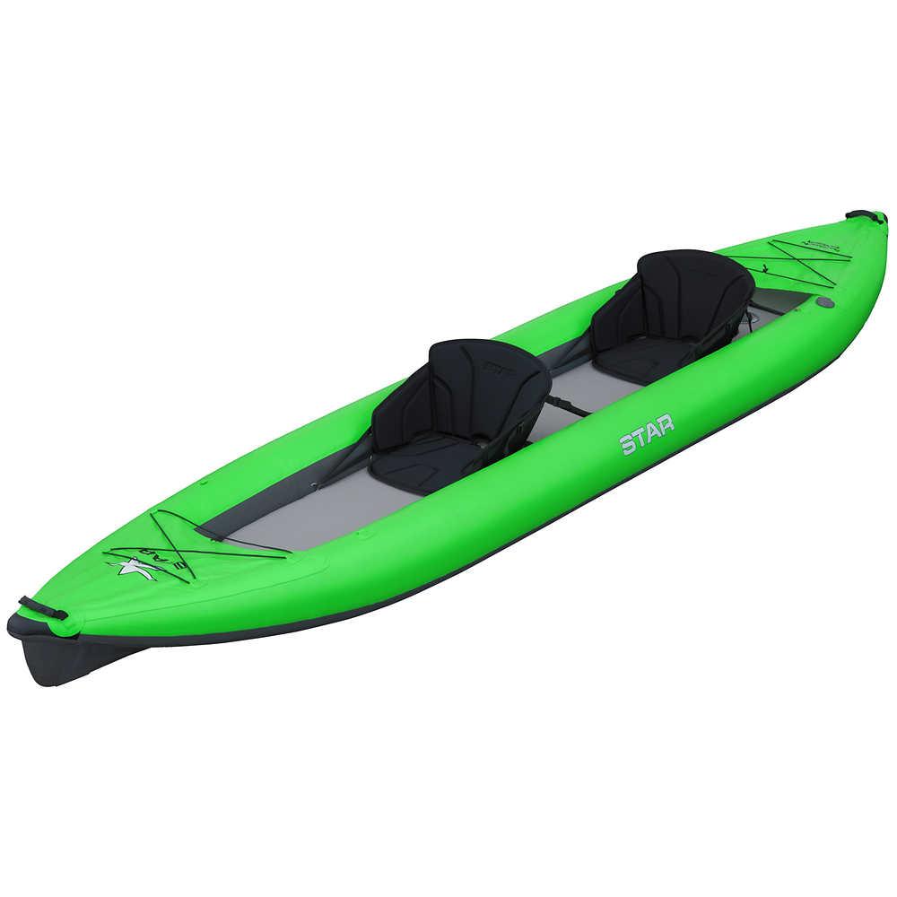 STAR Paragon Tandem Inflatable Kayak