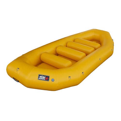 USED Star Select Big Dipper Yellow Self-Bailing Raft