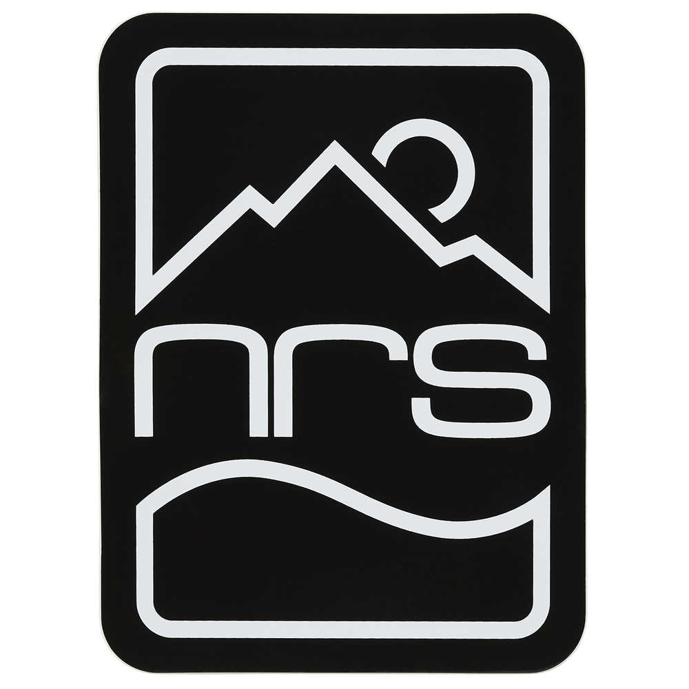 NRS Mountain Water Sticker