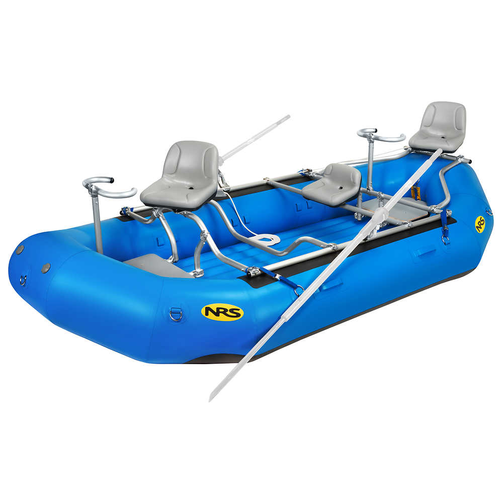 NRS Otter 142 Raft Fishing Package at nrs.com