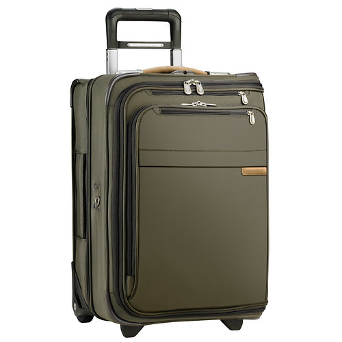 Domestic Carry-On Upright Garment Bag