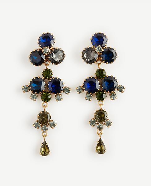 Primary Image of Chandelier Drop Earrings