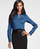 Perfect Long Sleeve Button Down Shirt