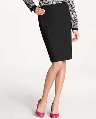 All-Season Stretch Pencil Skirt