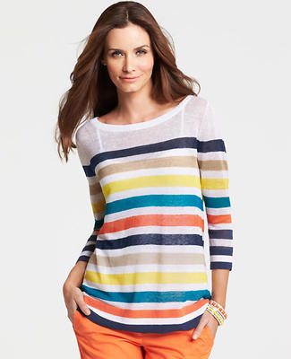 Marina Stripe Sweater