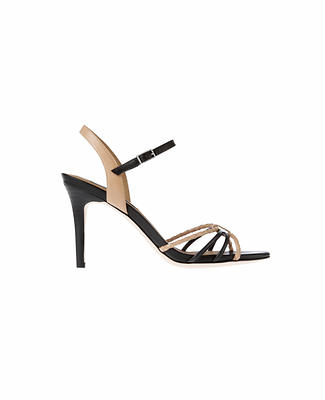 Malena Strappy Leather Sandals