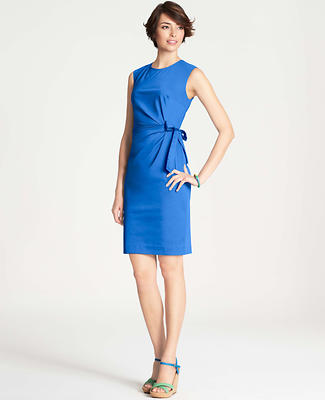 Petite Ann Taylor Sleeveless Miracle Dress
