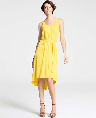 Petite High Low Hem Tank Dress