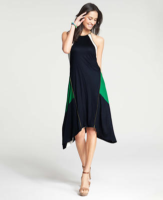 Petite Regatta Dress