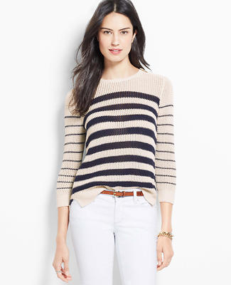 Sea Stripe Sweater