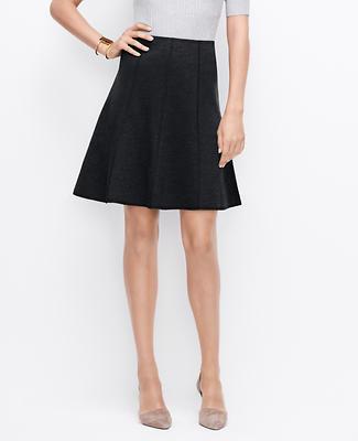 Bonded Jersey Flounce Skirt