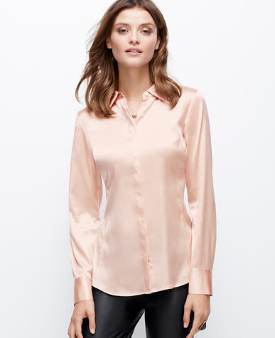 Image of Silk Legacy Blouse