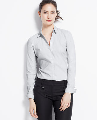 Square Dot Perfect Shirt