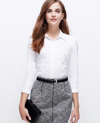Embellished Perfect Shirt