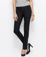 Sleek Stretch Ankle Pants