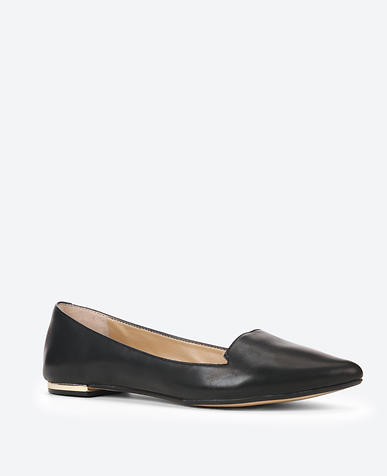 Image of Carole Leather Loafers